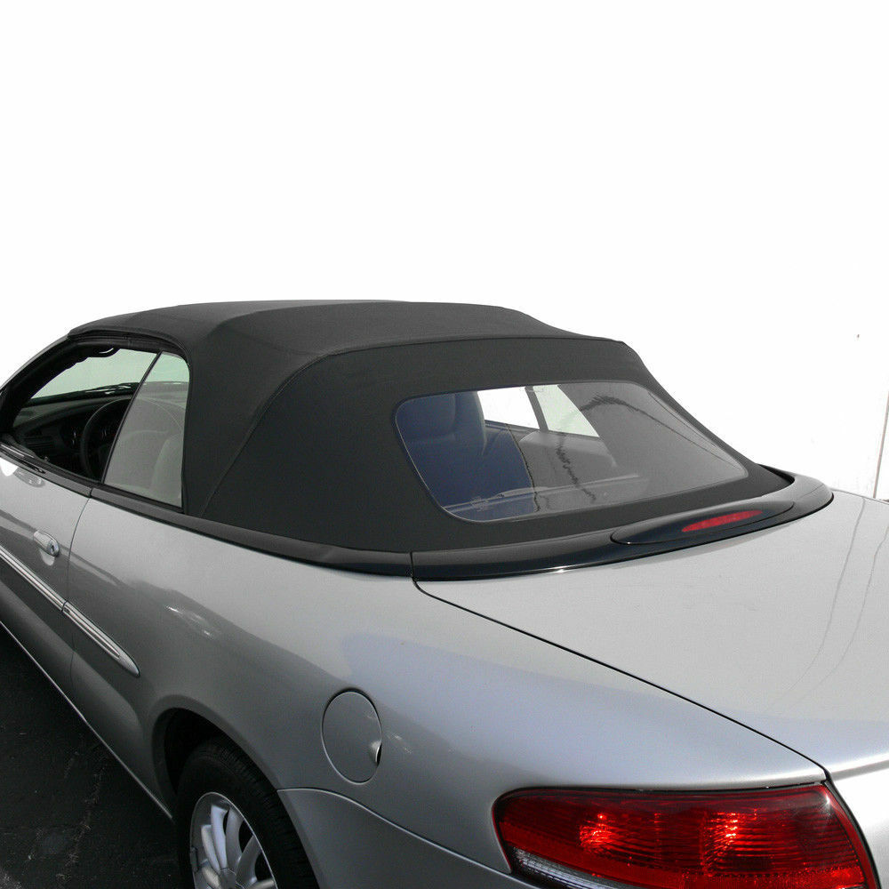 Chrysler Sebring Convertible Top Replacement With Plastic