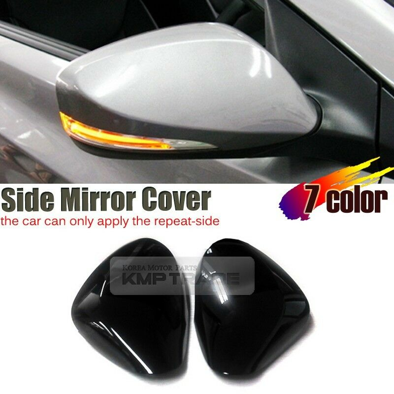 Genuine Parts Side Mirror Cover Molding Painted For