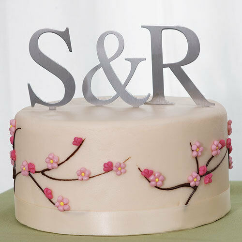 Images Of Cake With Letter S : 4