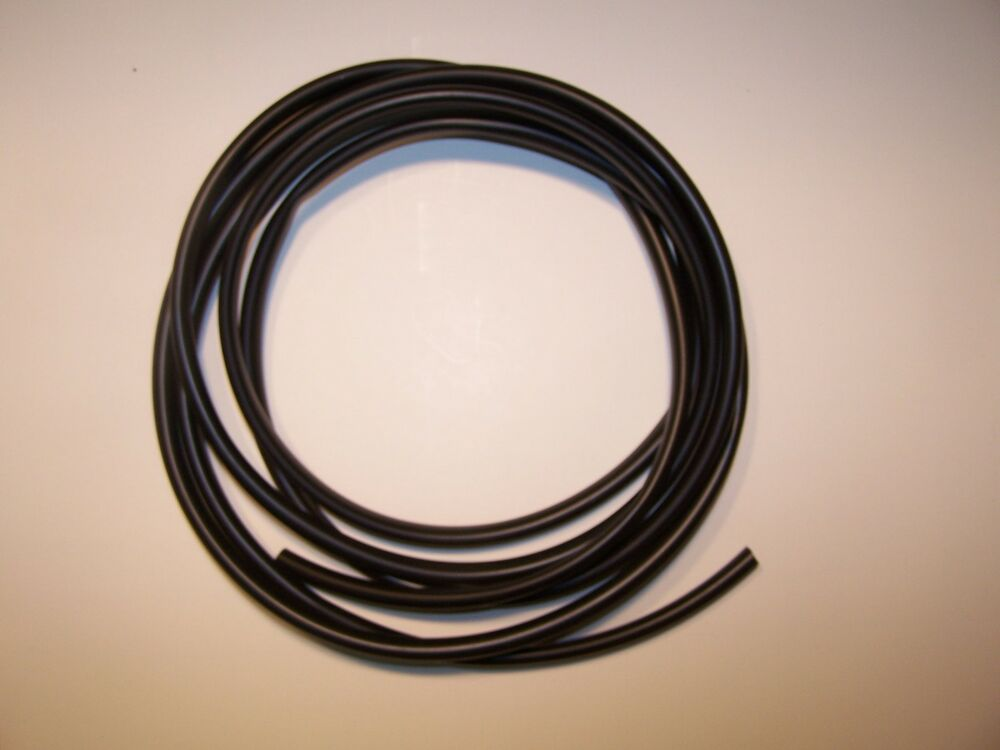 5  16 u0026quot  black pvc tube for wire  harness wiring loom cover