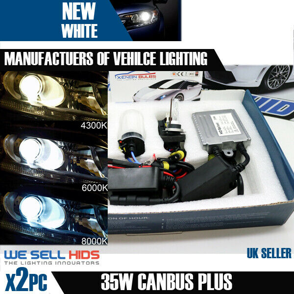 x9b hid xenon conversion bmw x5 e90 e60 x3 e46 kit h7 8000k 6000k ebay. Black Bedroom Furniture Sets. Home Design Ideas