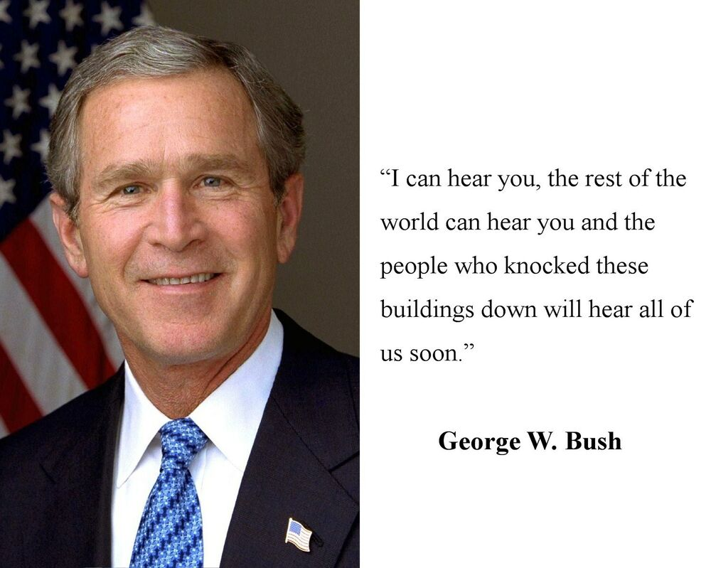 essay on george w bush presidency The propaganda presidency of george w bush  beyond spin  the propaganda  george w bush arrived in washington avowing an end to all that.