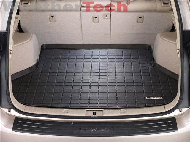 weathertech cargo liner trunk mat lexus rx 350 2007. Black Bedroom Furniture Sets. Home Design Ideas