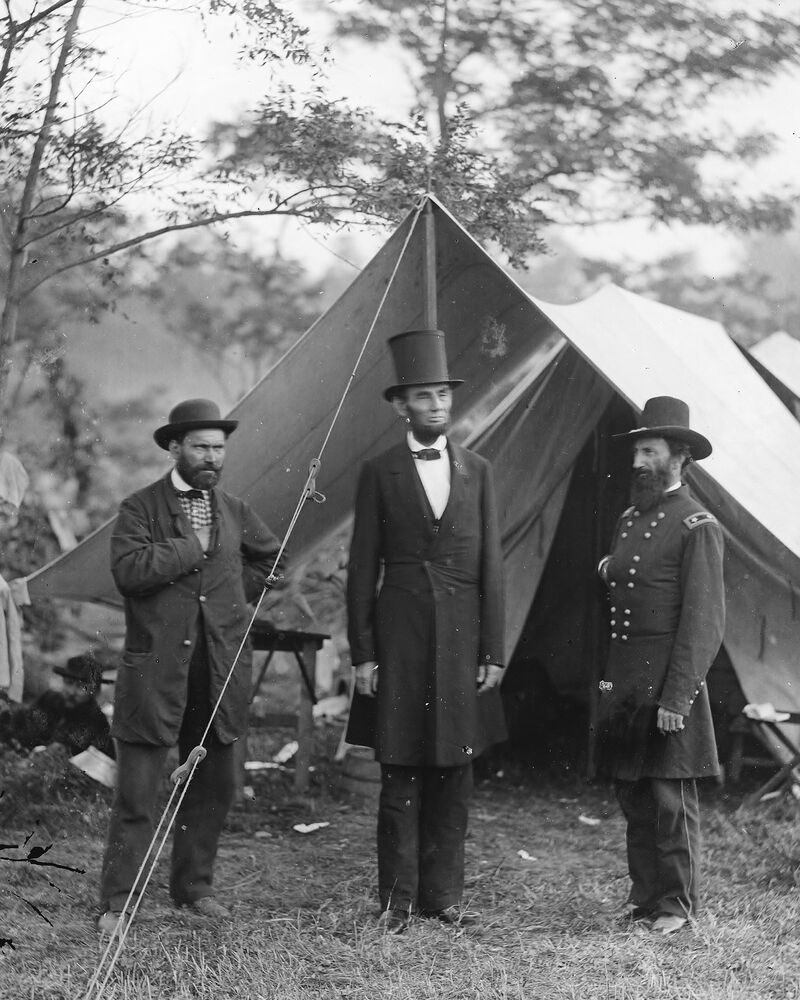 a report on the history of abraham November 6, 1860 - abraham lincoln is elected as 16 th president of the united states, and is the first republican he receives 180 of 303 possible electoral votes and 40 percent of the popular vote he receives 180 of 303 possible electoral votes and 40 percent of the popular vote.
