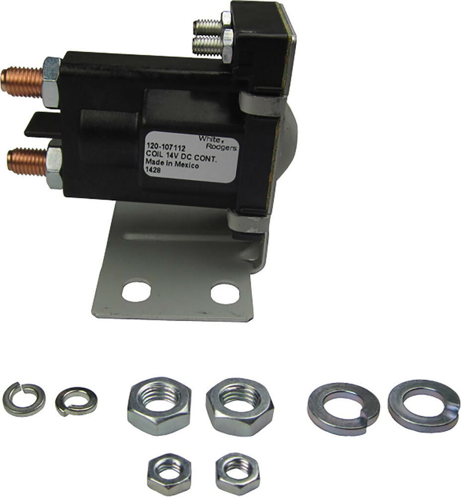 ezgo 14 volt 120 series solenoid 94 up 4 cycle txt gas Ezgo Golf Cart Parts Catalog