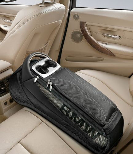 Bmw 128I Convertible >> Genuine BMW 2012 F30 3 Series Rear Seat Storage Bag 52212219905 NEW!! | eBay
