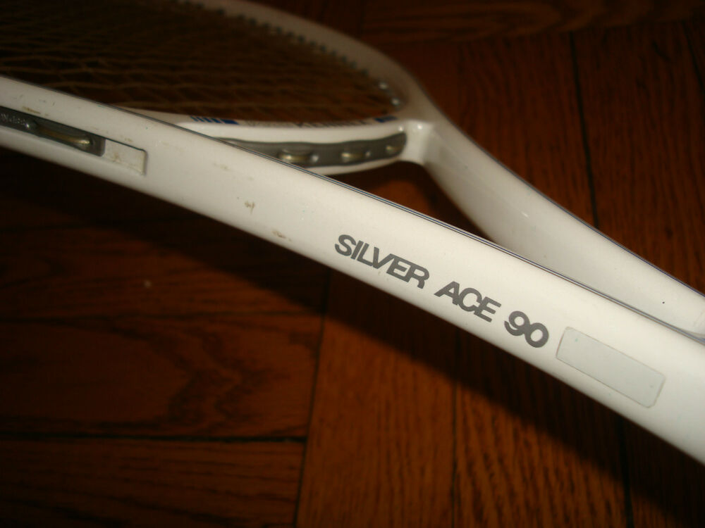PRO KENNEX Silver Ace 90 TENNIS RACQUE Racket W/ Strings