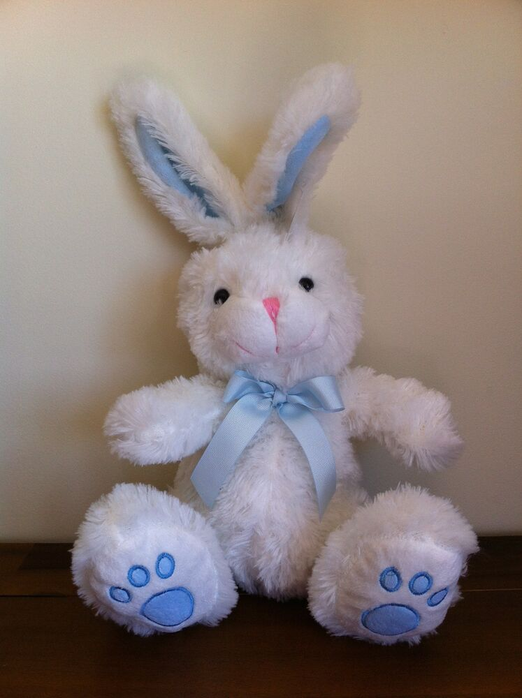 Big Easter Bunny Soft Toy 28