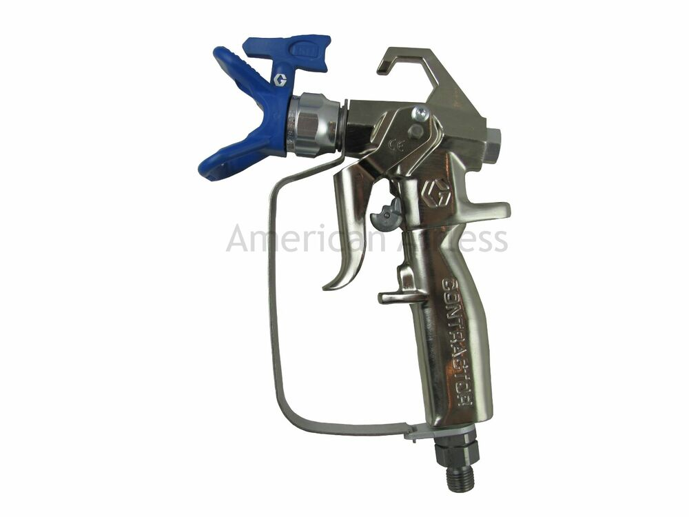 high quality airless spray gun 288420 288 420 ltx 517 tip ebay. Black Bedroom Furniture Sets. Home Design Ideas