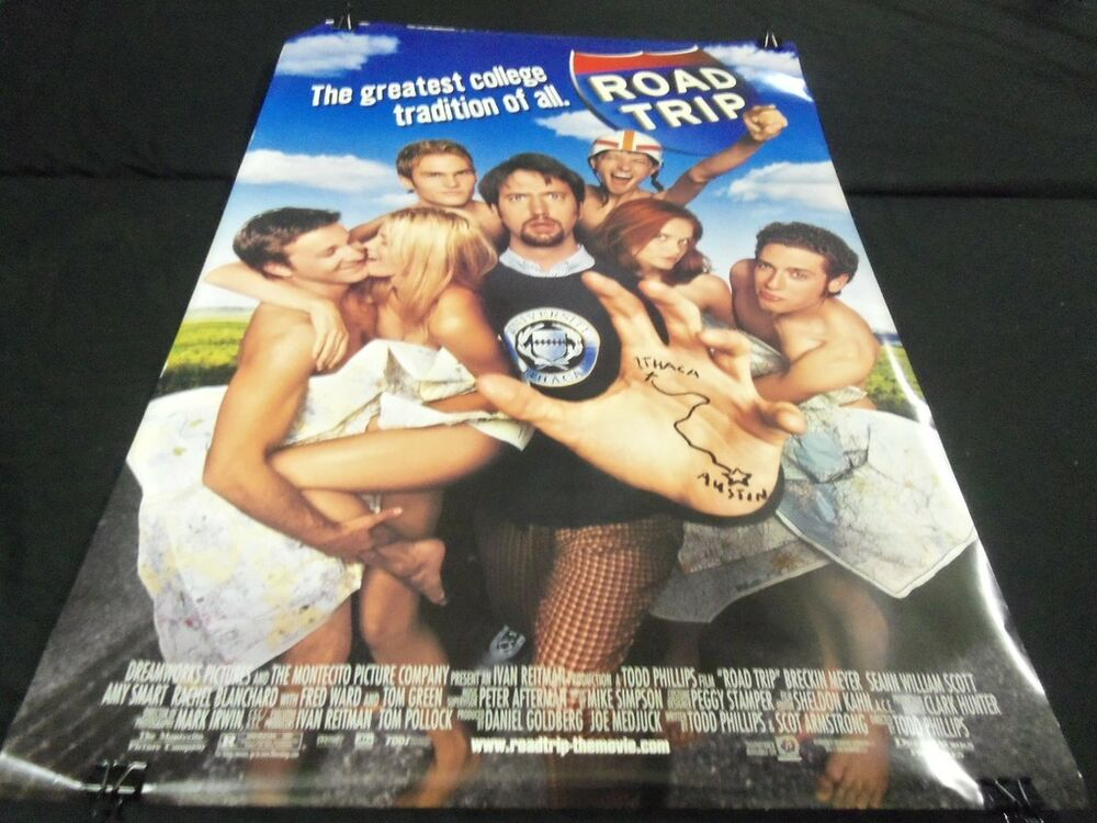 road trip movie poster breckin meyer 27quot x 40quot rp 64