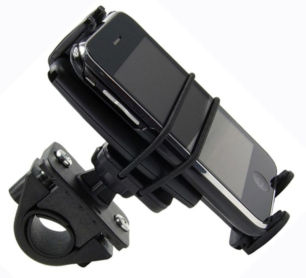 ... Handlebar Mount iPhone 3g s 4s smart-phone Droid HTC Cell : eBay