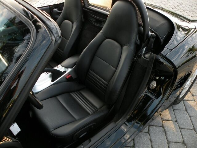 Porsche Boxster Car Seat Covers