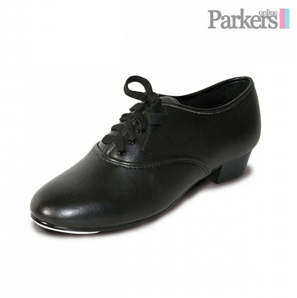 Mens Oxford Tap Shoes
