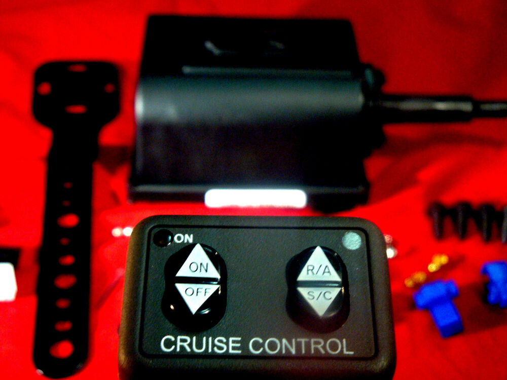 How Cruise Control Systems Work