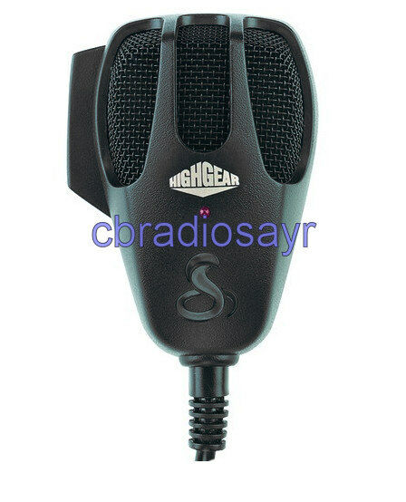 cobra m75 amplified power cb replacement microphone 4 pin. Black Bedroom Furniture Sets. Home Design Ideas