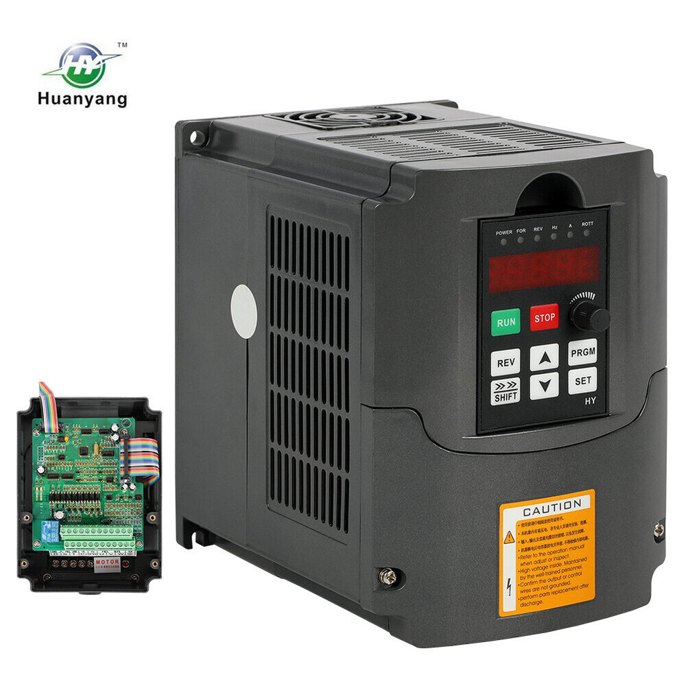 1 5kw 220v 2hp 7a variable frequency drive inverter vfd for Vfd for 5hp motor