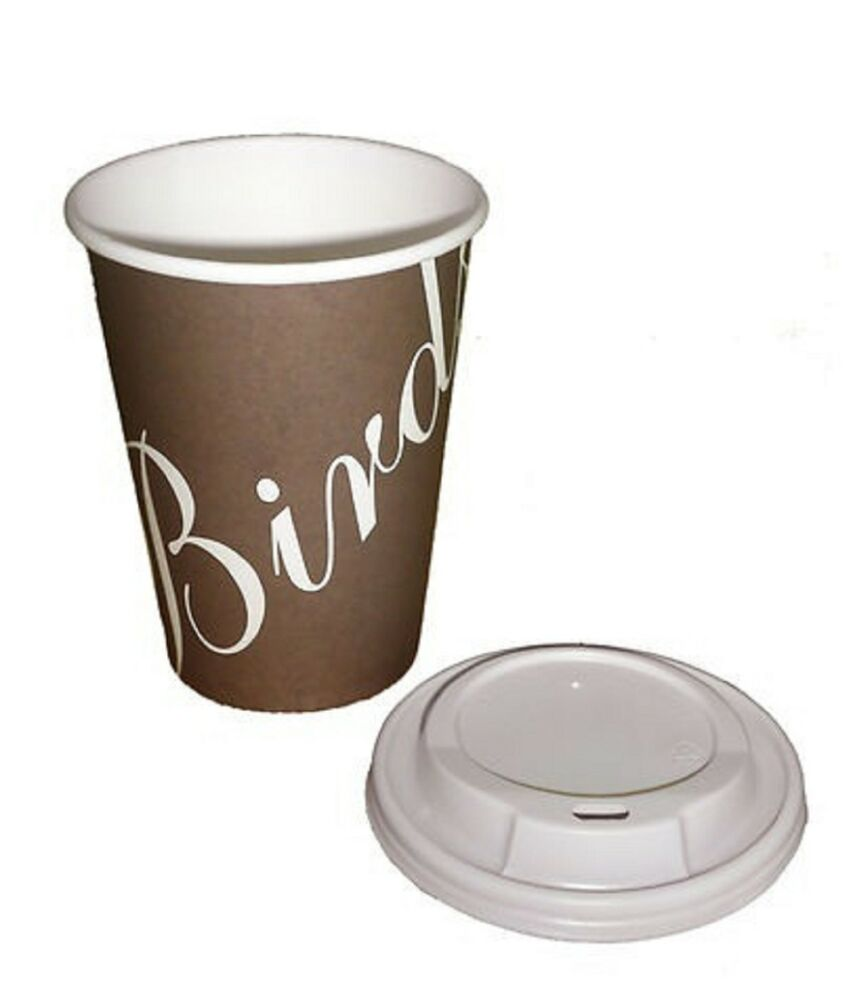 Coffee Cups With Lids : Oz cups quality paper coffee tea drinks misprinted
