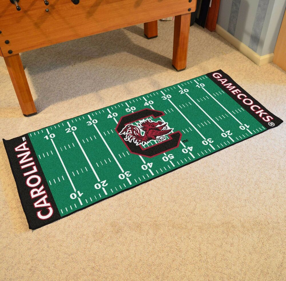 "South Carolina Gamecocks 30"" X 72"" Football Field Runner"