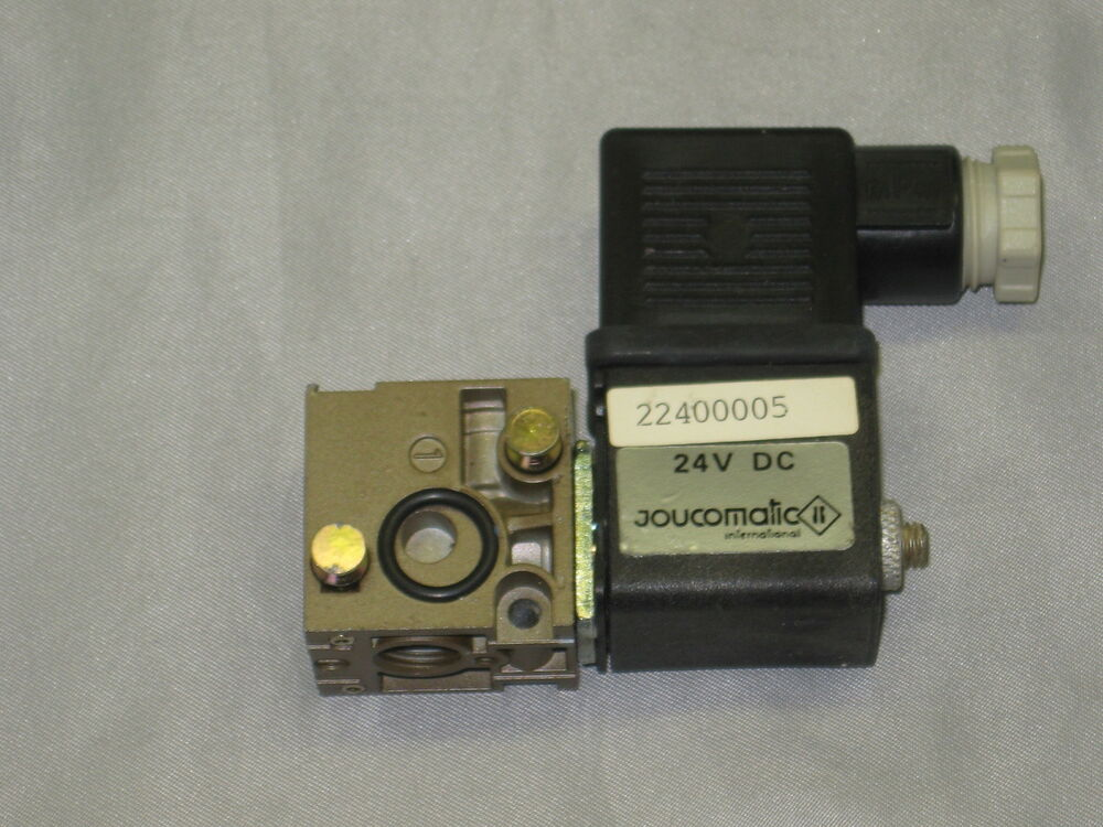 asco 4 way solenoid valve manual