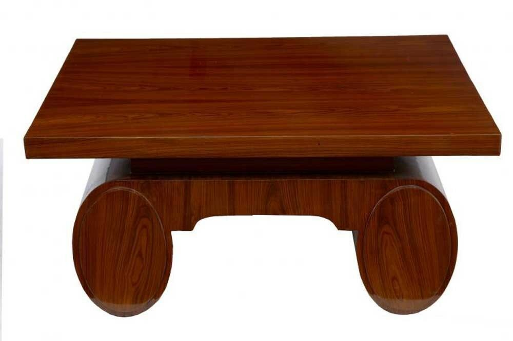 Art Deco Rosewood Coffee Table 1920s Vintage Furniture Ebay