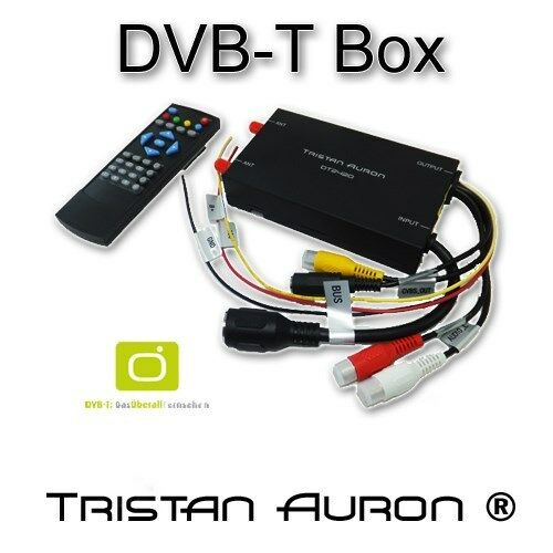 auto kfz dvb t box receiver tuner 12v digital tv mpeg4. Black Bedroom Furniture Sets. Home Design Ideas