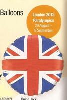 18 inch Union Jack Foil balloon,  FREE P+P  ( Great for the Queens Birthday  )
