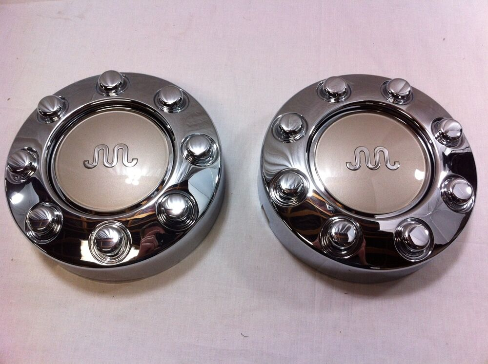 Ranch Truck Caps >> OEM NEW 2008-2010 Ford F-250, F-350 King Ranch Wheel Center Caps PAIR - Rear 4WD | eBay