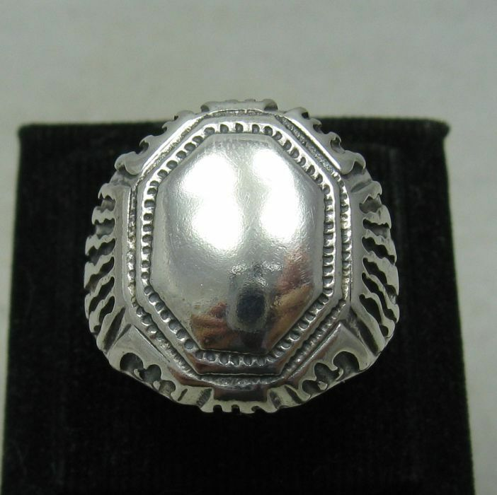 sterling silver s ring solid 925 new size 7 14