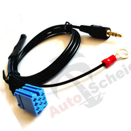 aux in interface adapter kabel f r audi chorus concert. Black Bedroom Furniture Sets. Home Design Ideas