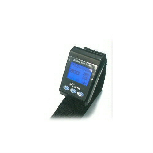 Wristwatch Wireless Waiter Server Call Paging System Guest