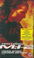 MISSION IMPOSSIBLE 2 - VHS VIDEO