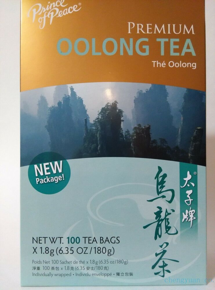 prince of peace premium oolong tea 100 tea bags buy 2