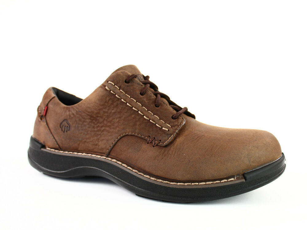 Lightweight Mens Oxford Work Shoes