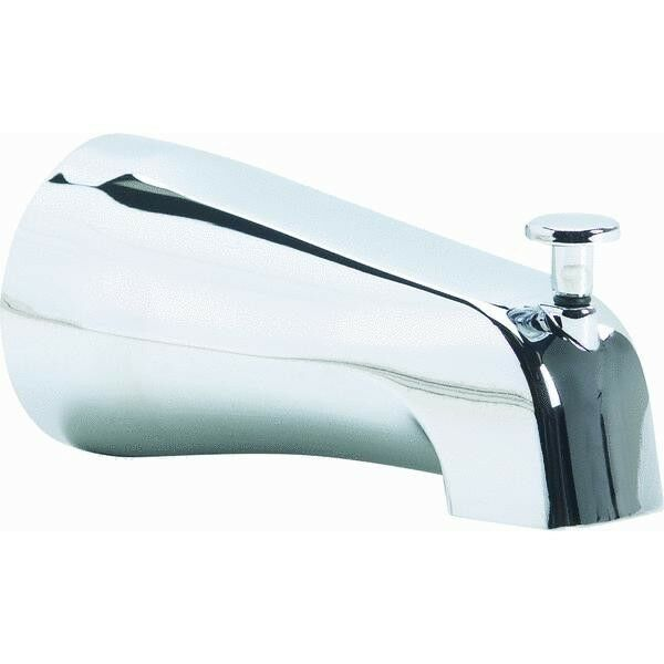 Kohler Chrome Bath Tub Spout With Diverter For Use With