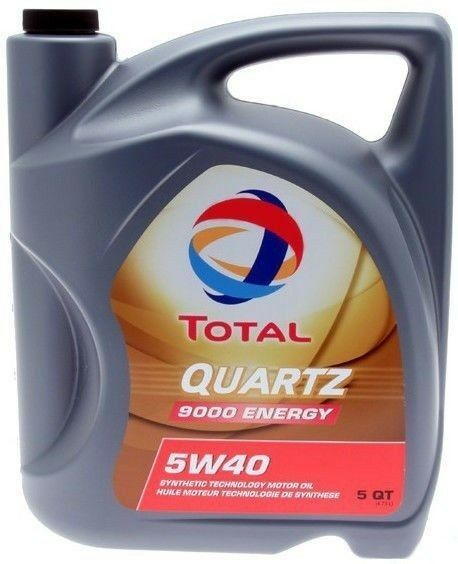 Total 9000 high performance full synthetic 5w40 5w 40 for Top rated motor oil synthetic