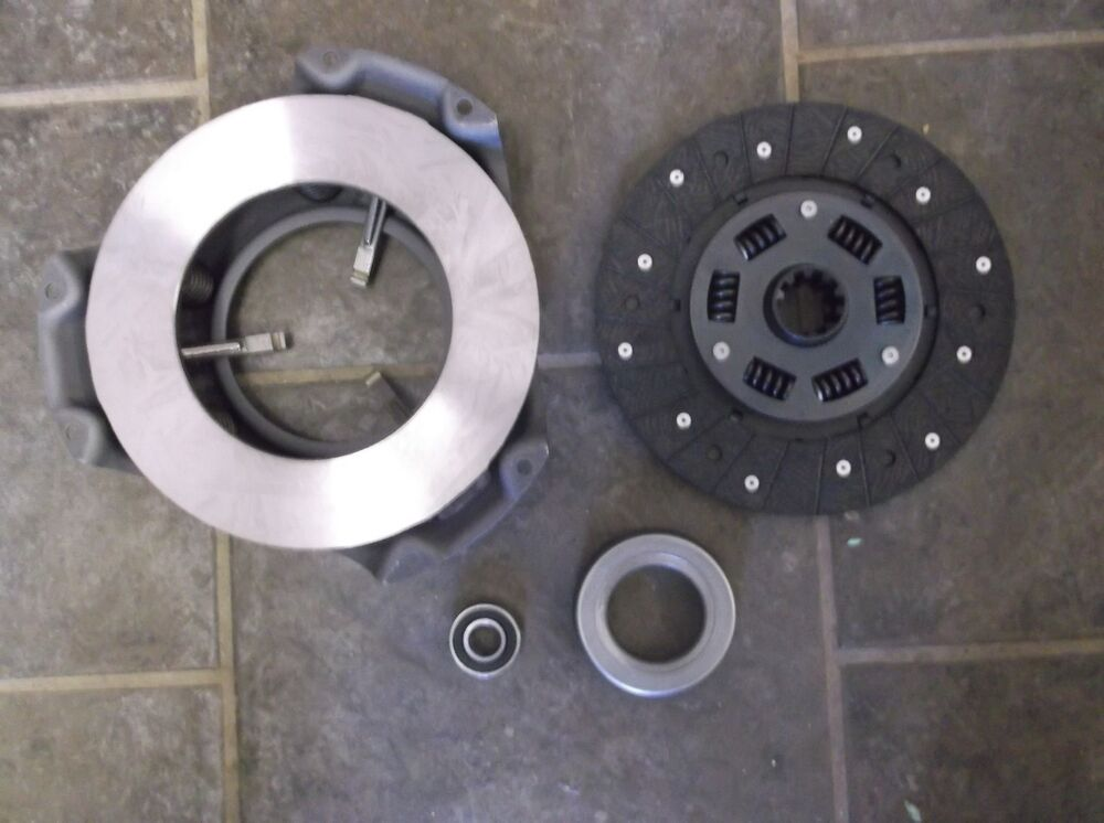 John Deere 4020 Tractor Clutch Assembly : Ford n naa tractor new inch clutch