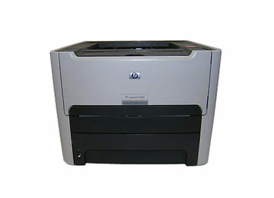 hp laserjet 1320n laser printer with toner and usb cord. Black Bedroom Furniture Sets. Home Design Ideas