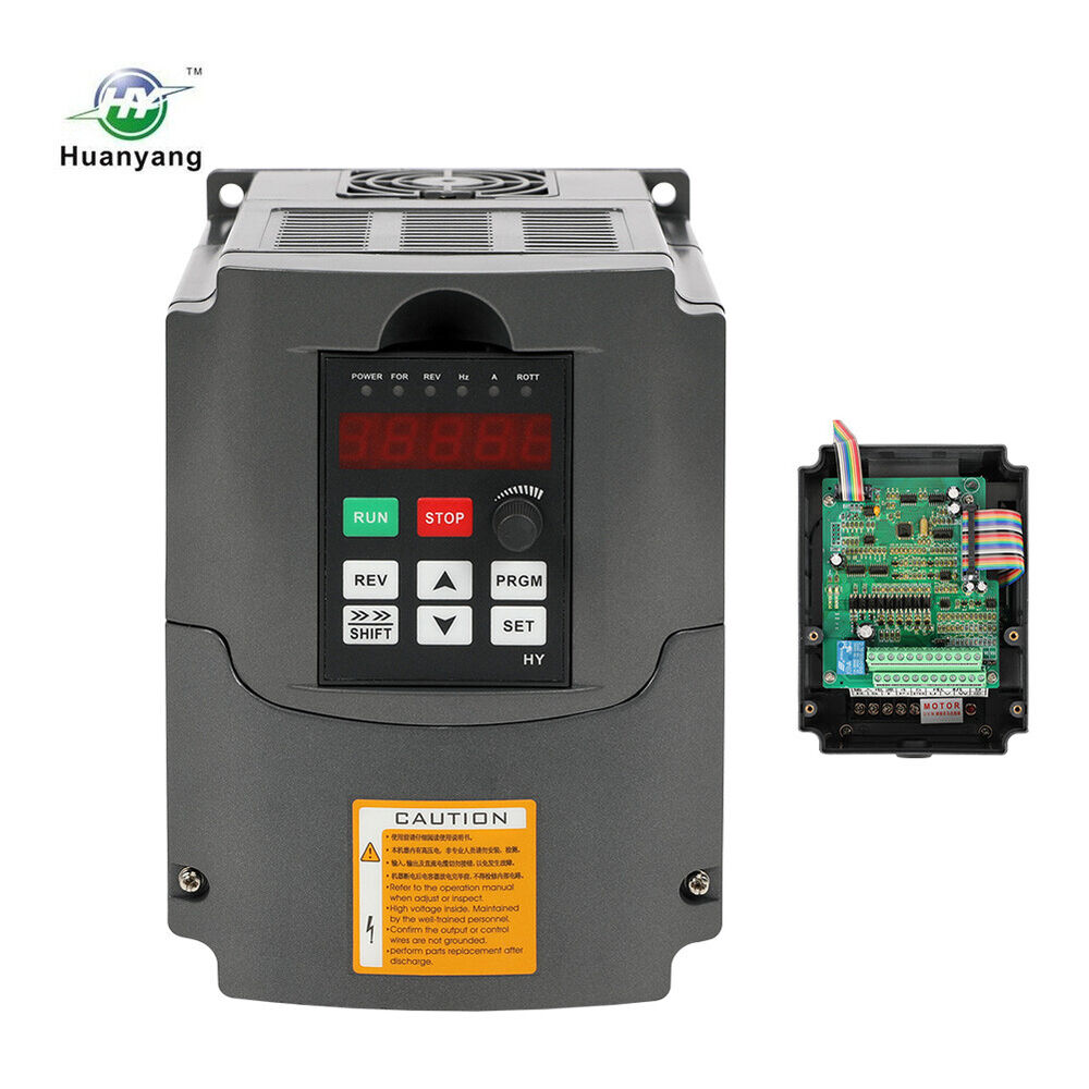 Variable frequency drive inverter vfd 2 2kw 3hp 10a speed for Variable frequency drive motor