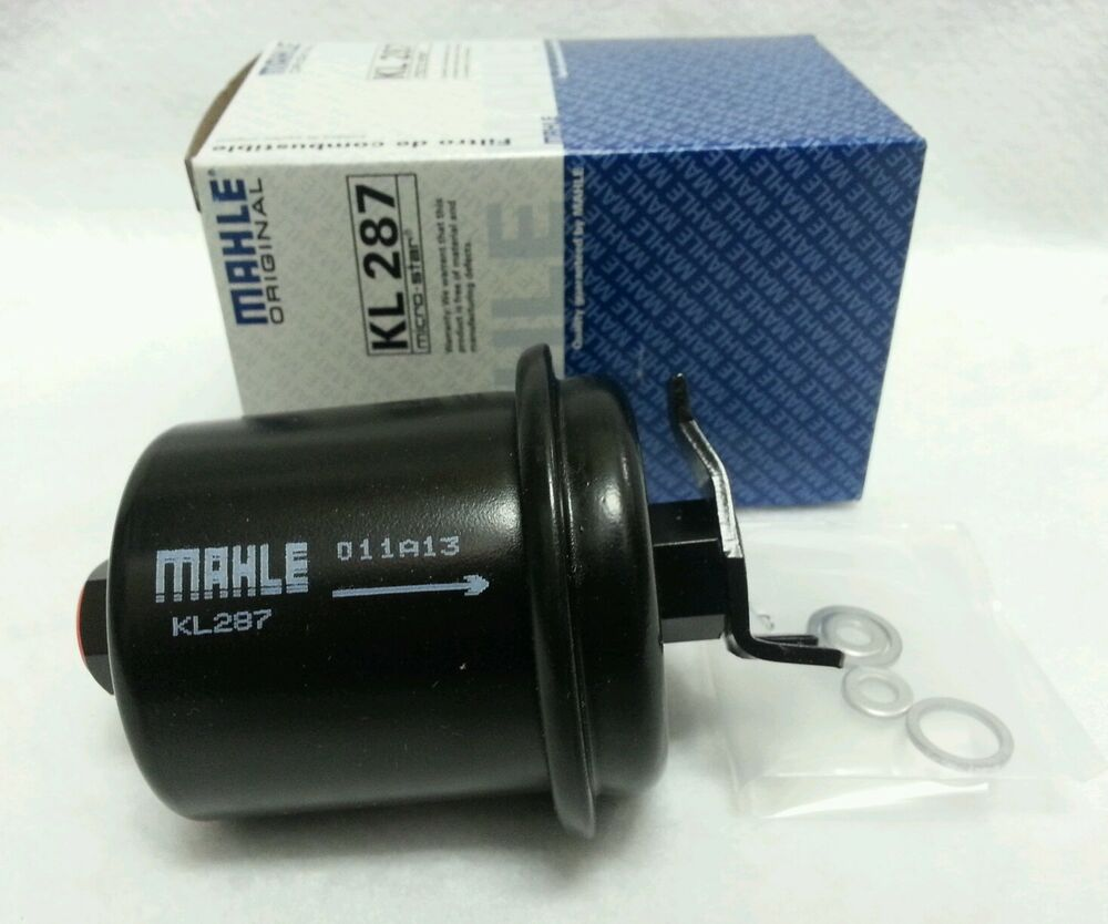 ACURA HONDA INTEGRA CIVIC ACCORD MAHLE FUEL FILTER 16010
