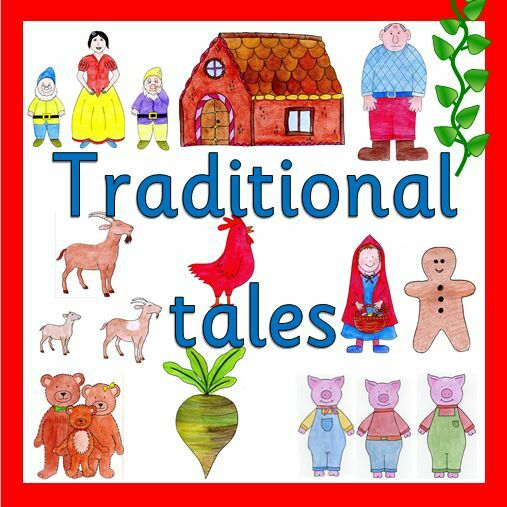 How to write a traditional tale