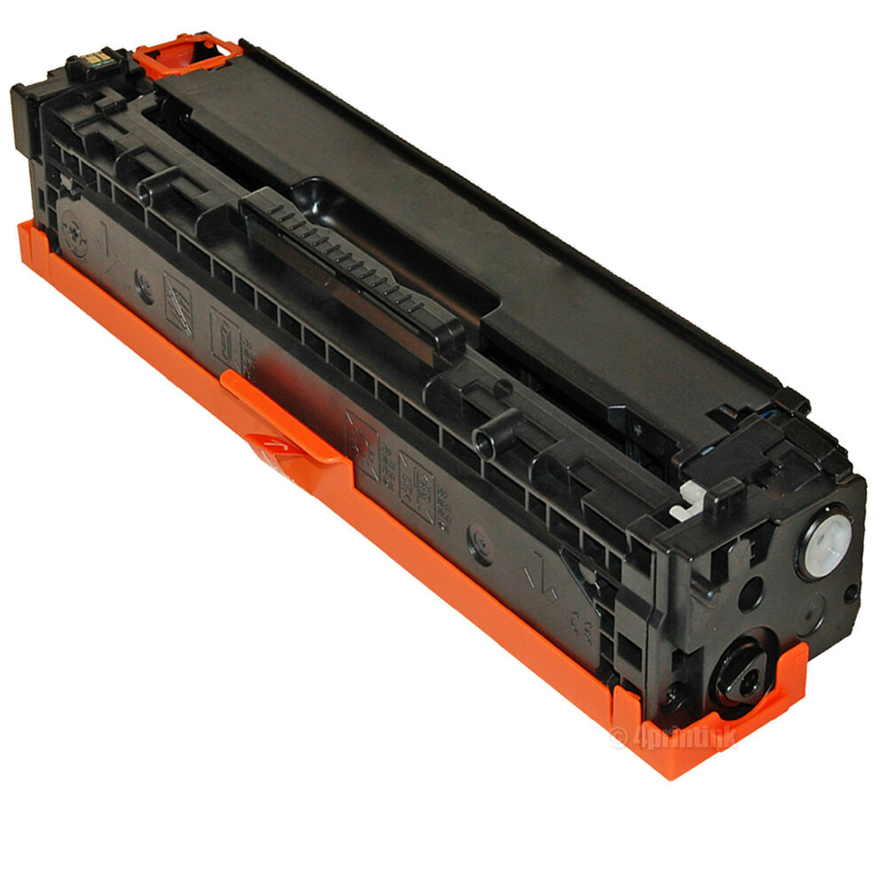 ce320a black toner cartridge for hp ce320a 128a cp1525nw cp1525 cm1415fnw ebay. Black Bedroom Furniture Sets. Home Design Ideas
