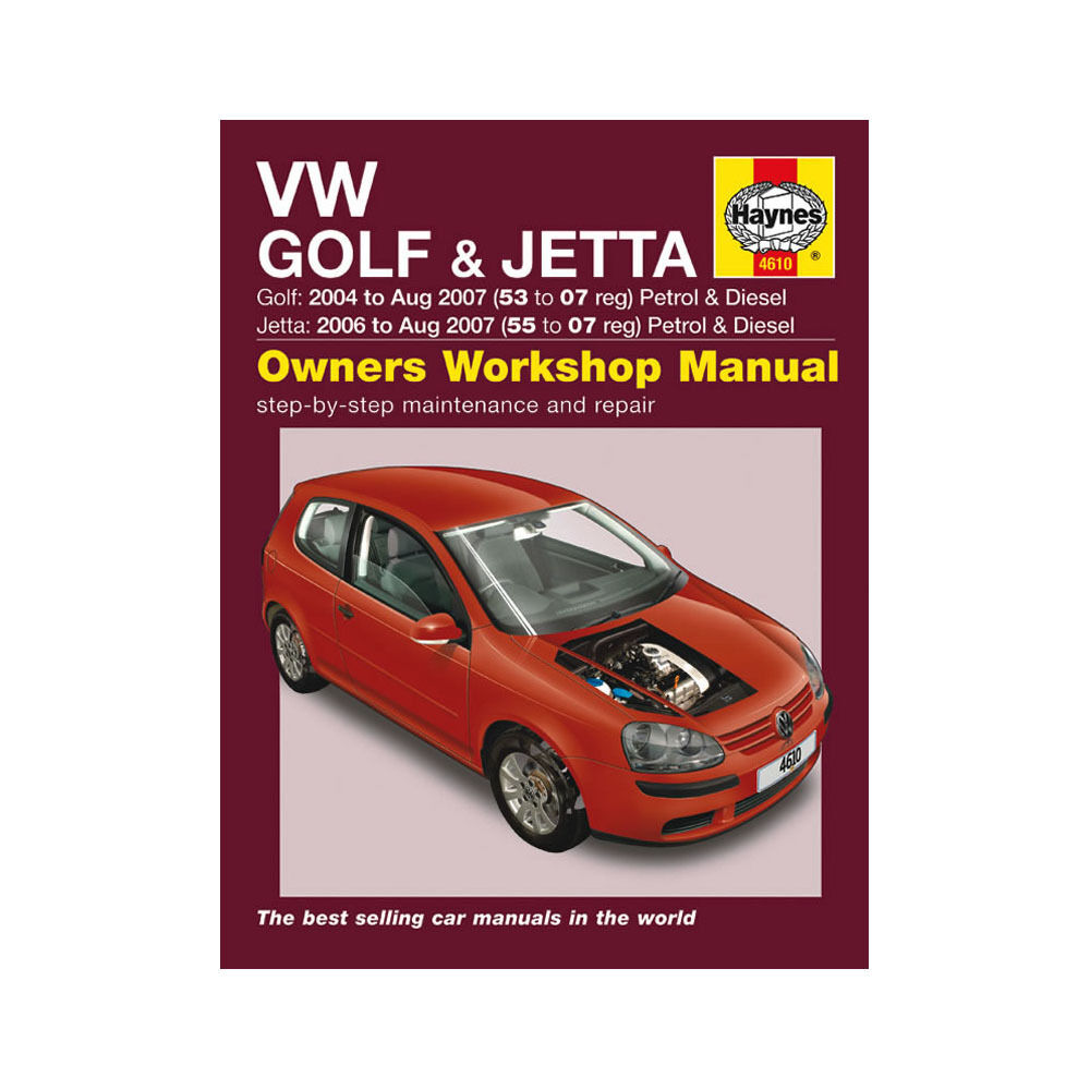 Vw Golf Mk4 Haynes Manual