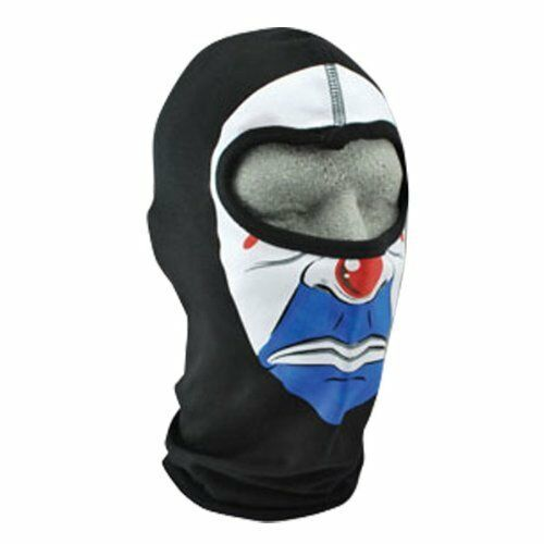 Clown Ski Mask : sad clown low profile helmet liner face ski mask motorcycle full hood balaclava ebay ~ Vivirlamusica.com Haus und Dekorationen
