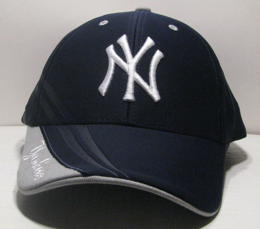 New York Yankees Mlb Blue Amp Gray With White Cap Hat One