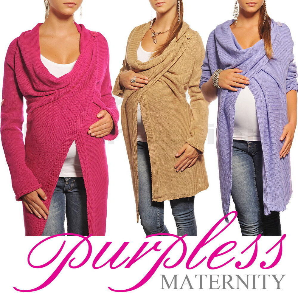 Thyme Maternity-Outerwear. Time to cover up! Discover the maternity outerwear collection at Thyme Maternity, comprised of coats and jackets for women to wear during pregnancy and beyond. Find warm winter jackets with coat extender panels or wool coats for fall. Spring and summer call for trendy denim jackets or parkas and windbreakers.