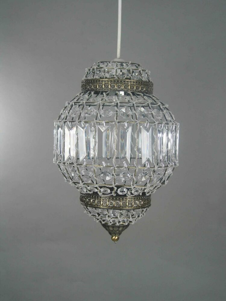 Moroccan style pendant chandelier shade light fitting ceiling lighting ebay - Chandelier ceiling lamp ...