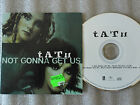 CD-TATU-NOT GONNA GET US-DAVE AUDE'S EXTENSION-UNIVERSAL-(CD SINGLE)03-2TRACK