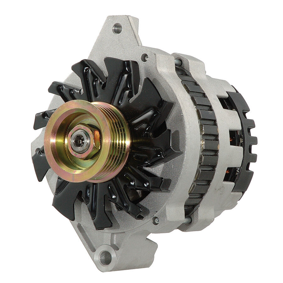 Alternator Fits 100  New Chevy 220 Amp One Wire 1965