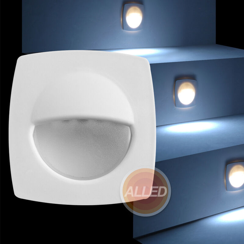 12v Cool White Waterproof Led Courtesy Light Caravan Stair