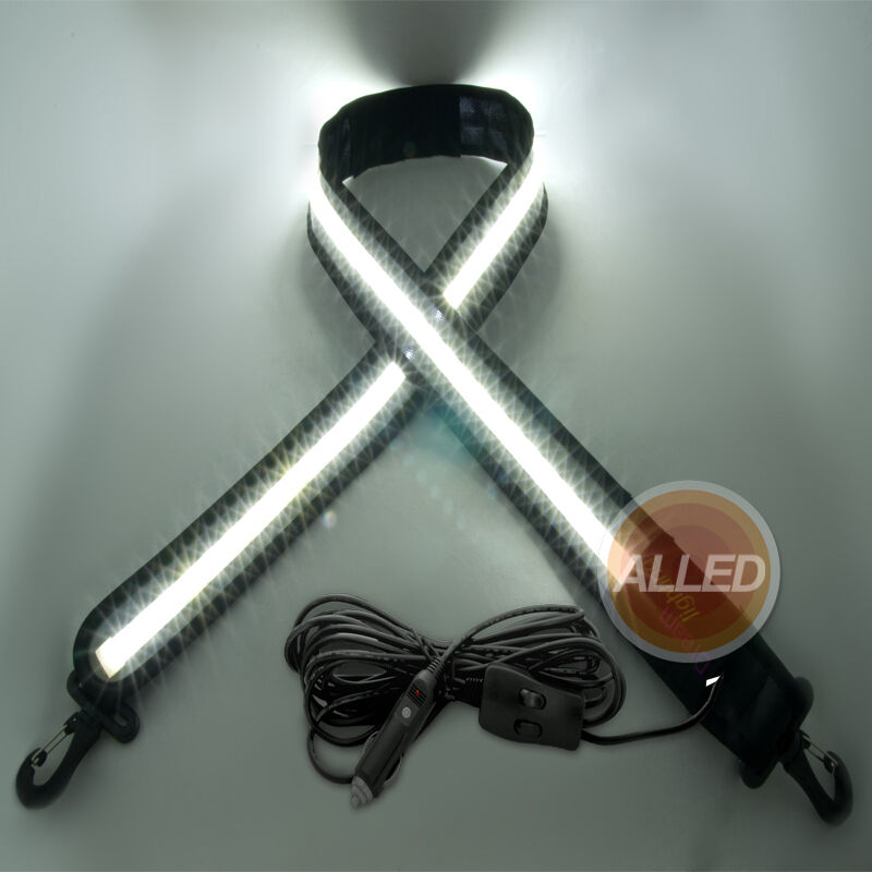 12v flexible waterproof led camping light strip bar for 12v table lamps for boats